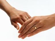 Обручальные кольца на каком пальце носят